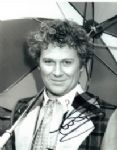 Colin Baker as the Doctor Signed 10 x 8 Photograph #p5